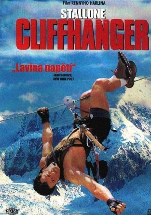 Cliffhanger - DVD /slim/