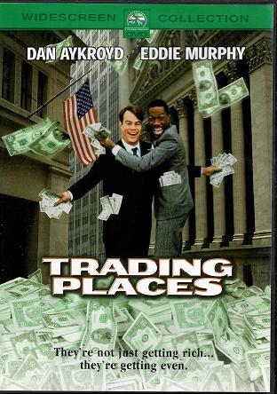 Trading Places / Záměna ( originální znění, titulky CZ ) plast DVD