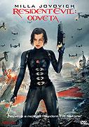 Resident Evil: Odveta - DVD plast