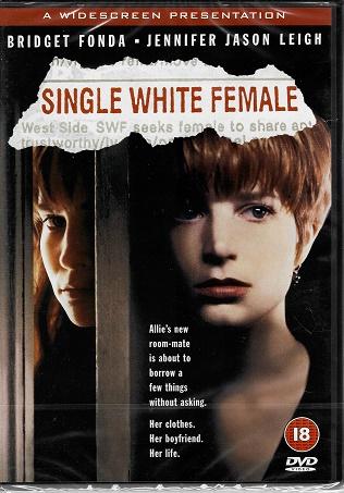 Single White Female / Spolubydlící ( originální znění, titulky CZ ) plast DVD
