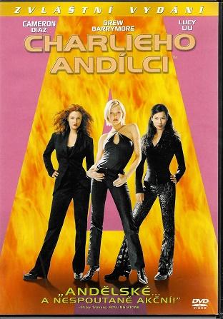 Charlieho andílci / Charlie's Angels ( originální znění, titulky CZ ) plast DVD