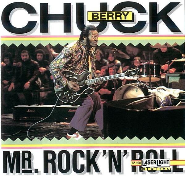 Chuck Berry - Mr. Rock'N'Roll - CD /plast/