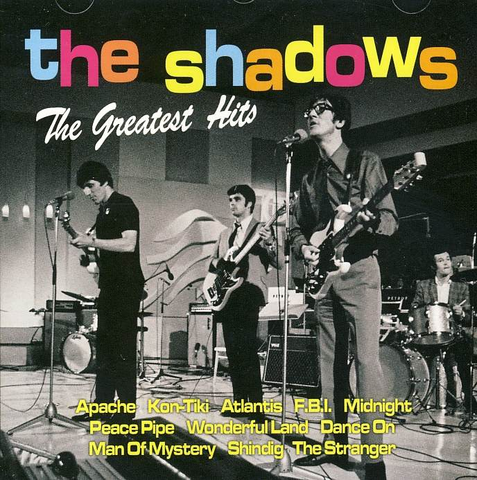 The Shadows - The Greatest Hits - CD /plast/