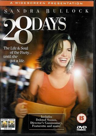 28 Days / 28 dní ( originální znění, titulky CZ ) plast DVD