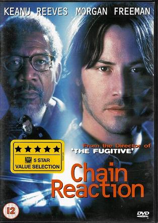 Chain Reaction / Řetězová reakce ( originální znění, titulky CZ ) plast DVD