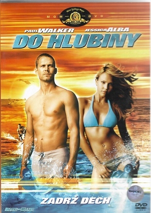 Do hlubiny /  Into the Blue ( plast ) DVD