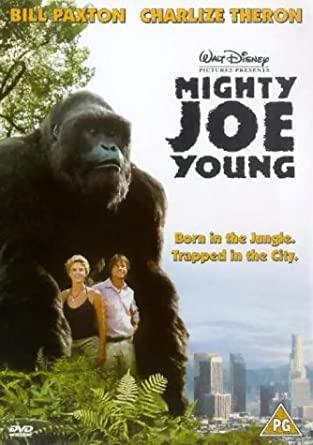 Mighty Joe Young - v originálním znění bez CZ titulků - DVD /plast/