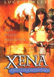 Xena - Princezna bojovnice - DVD /plast/