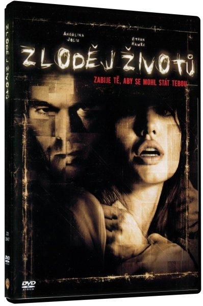 Zloděj životů - DVD /plast/