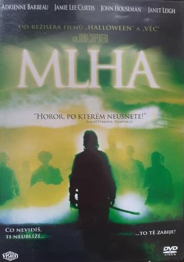Mlha - DVD /plast/