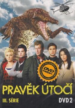 Pravěk útočí - III. série - DVD 2 - DVD /slim/