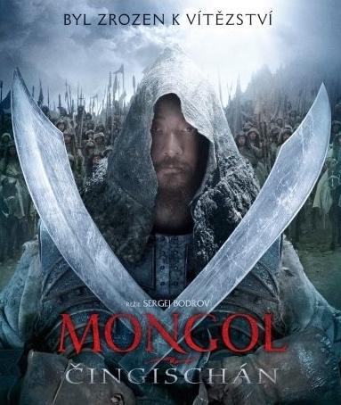 Mongol Čingischán - DVD /plast/