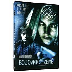 Bojovníci země - DVD /plast/