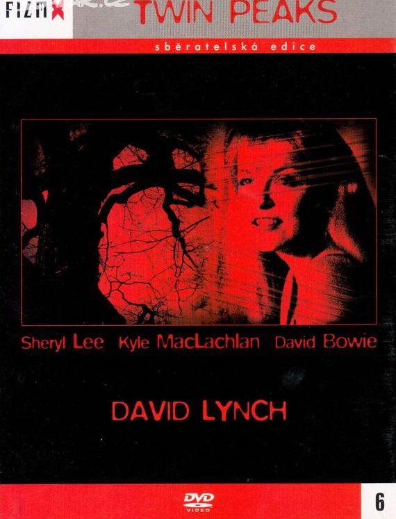 Twin Peaks - sběratelská edice - DVD /digipack v šubru/