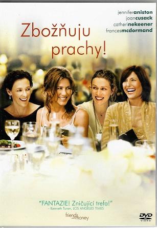 Zbožňuju prachy! ( plast ) DVD