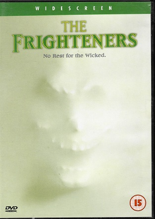 The Frighteners / Přízraky ( plast ) DVD