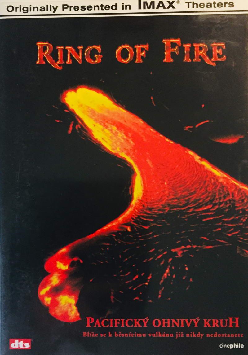 Ring of Fire - Pacifický ohnivý kruh - DVD /plast/