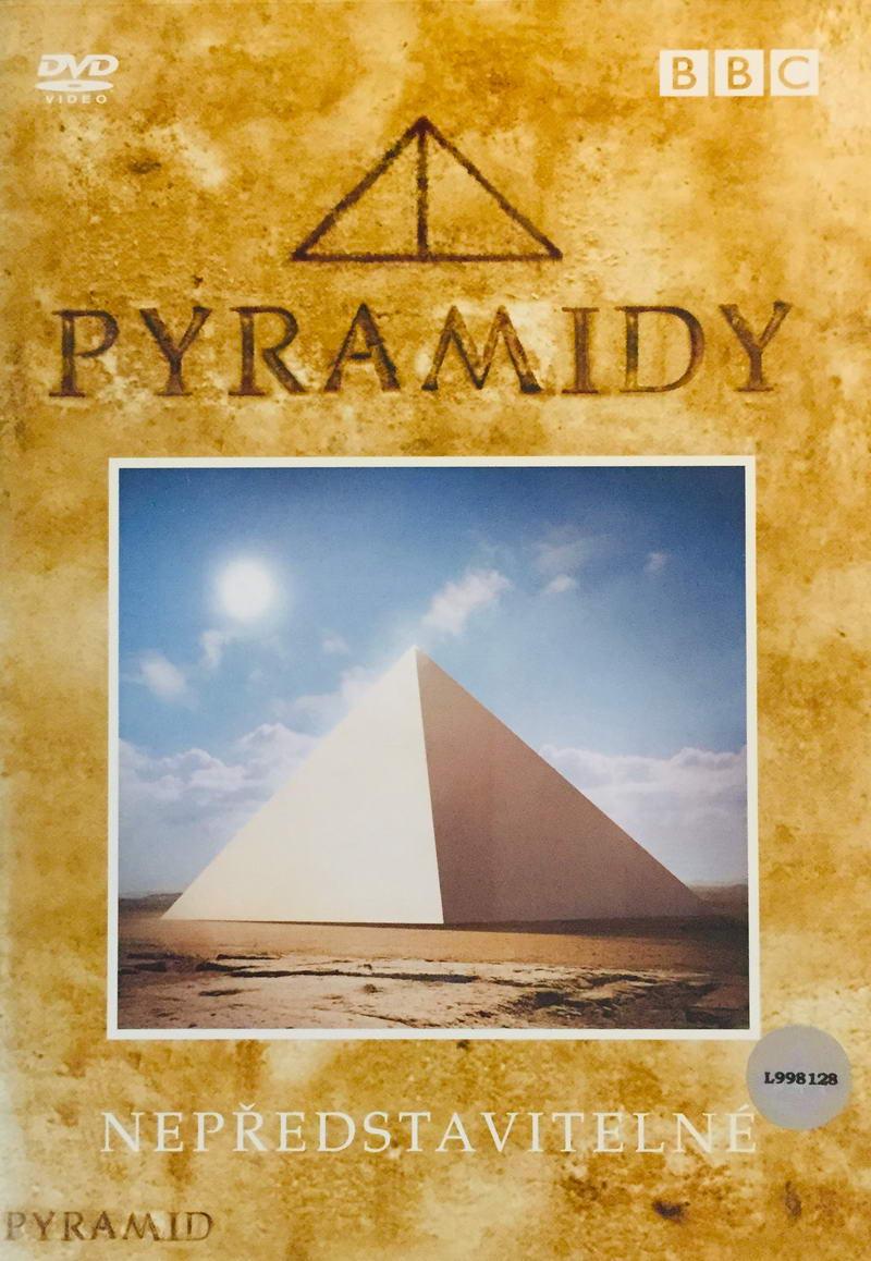 Pyramidy - DVD /plast/