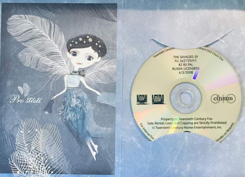 Divoši - DVD /dárkový obal/
