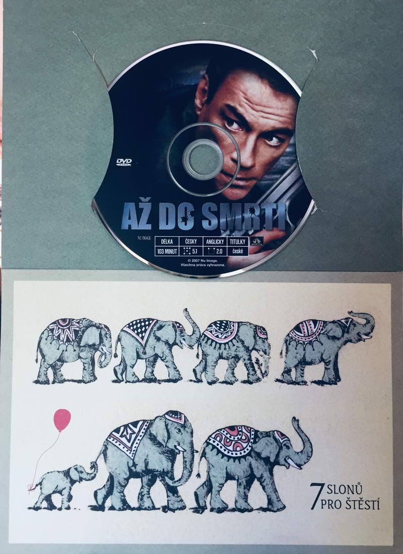Až do smrti - DVD /dárkový obal/