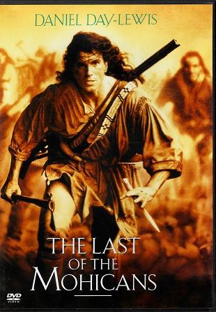 The Last of the Mohicans / Poslední Mohykán ( Originální znění, titulky CZ ) plast DVD