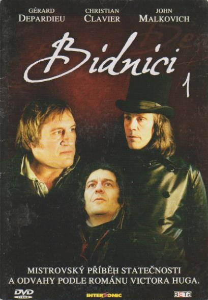 Bídníci 1 - DVD