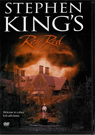 Red Rose / Dům v růžích 2x DVD plast - Stephen King