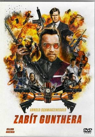 Zabít Gunthera / Killing Gunther ( plast ) DVD