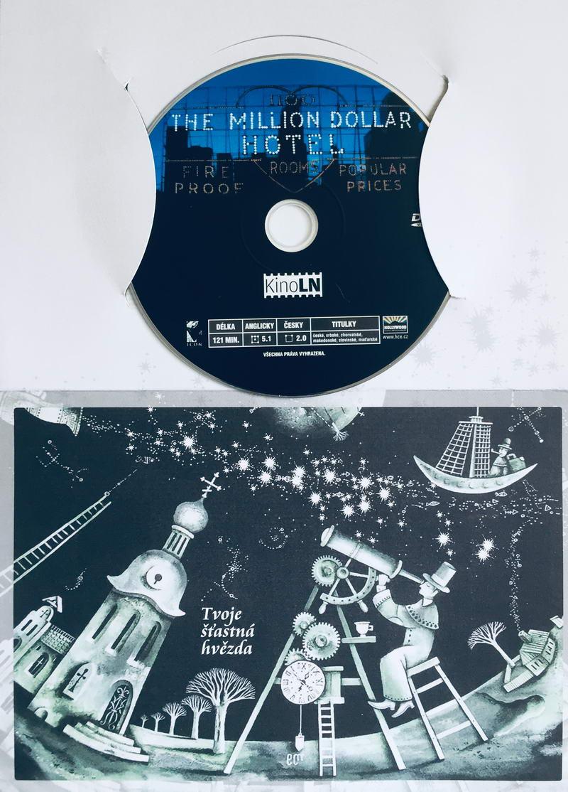 The Million Dollar Hotel - DVD /dárkový obal/