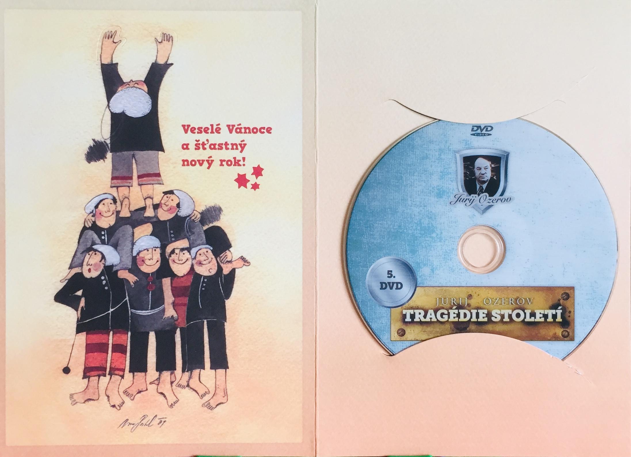 Tragedie století 5. - DVD /dárkový obal/
