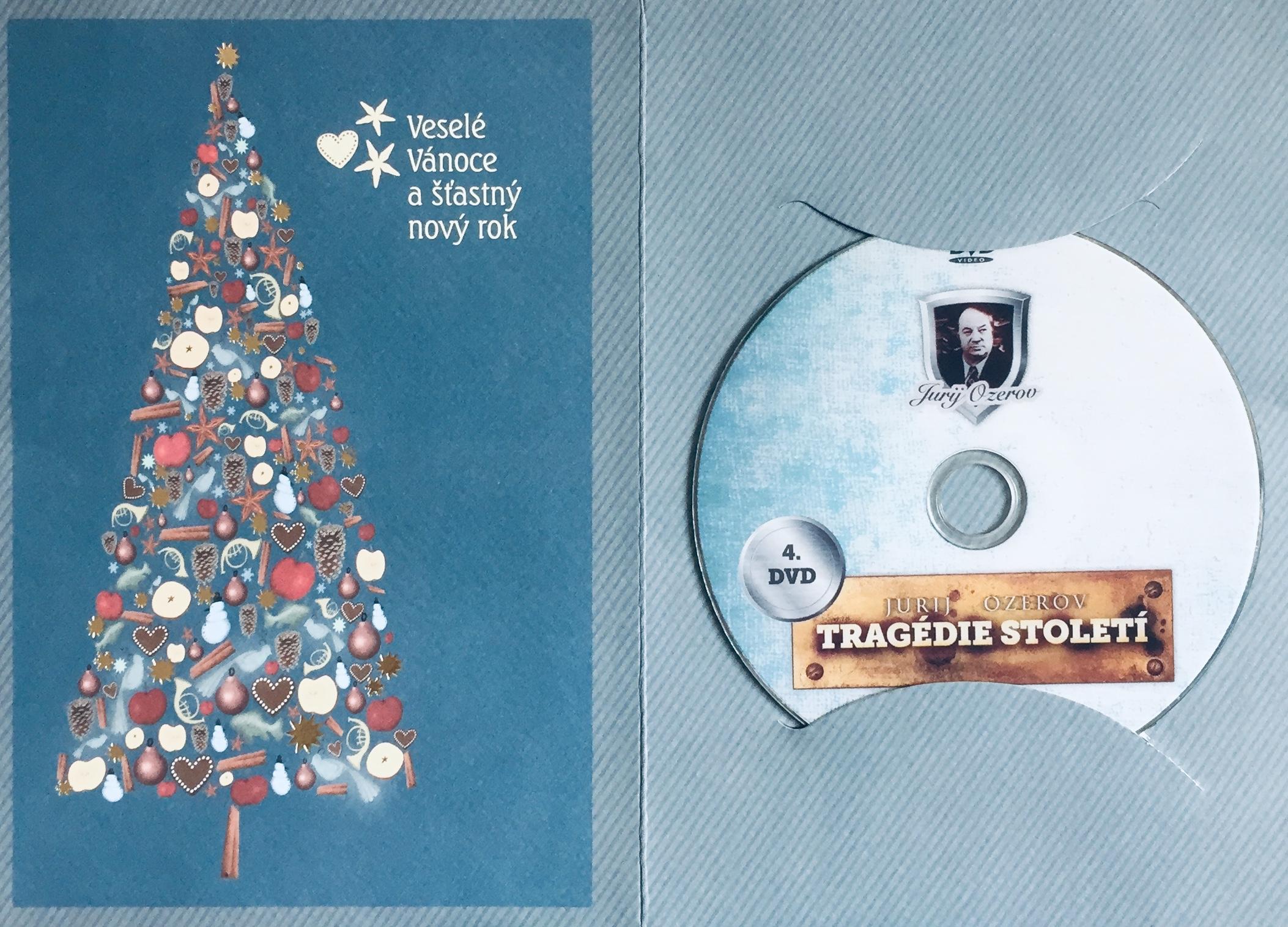 Tragedie století 4. - DVD /dárkový obal/