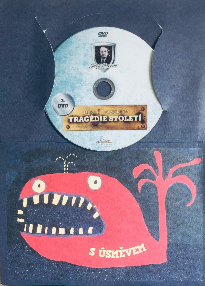 Tragedie století 3. - DVD /dárkový obal/