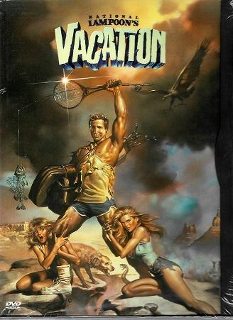 National Lampoon's Vacation / Bláznivá dovolená ( Originální znění, titulky CZ ) digipack DVD