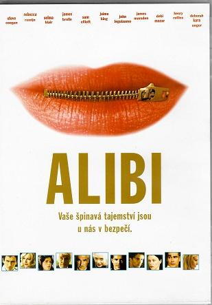 Alibi ( plast ) DVD