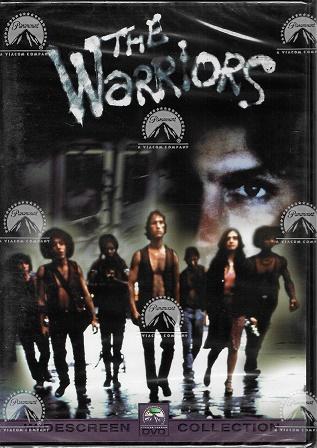 The Warriors / Válečníci ( Originální znění, titulky CZ ) plast DVD