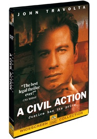 A Civil Action / Žaloba ( plast ) DVD