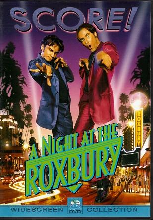 A Night at the Roxbury / Noc v Roxbury ( plast ) DVD