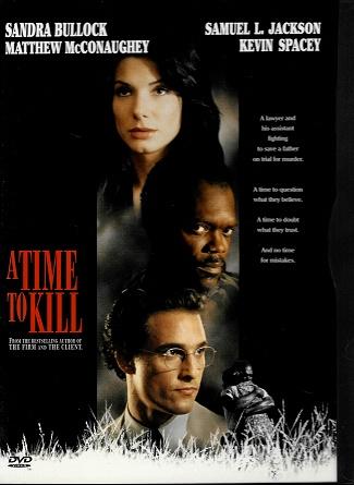 A Time to Kill / Čas zabíjet ( Originální znění, titulky CZ ) digipack DVD