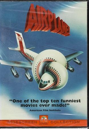 Airplane! / Připoutejte se, prosím! ( Originální znění, titulky CZ ) plast DVD