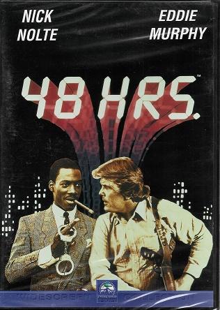 48 Hrs. / 48 hodin ( Originální znění, BEZ CZ titulků ) plast DVD
