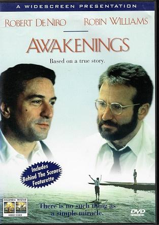 Awakenings / Čas probuzení ( Originální znění, titulky CZ ) plast DVD
