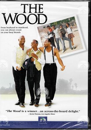The Wood / Svatba mého nejlepšího kámoše ( plast ) DVD