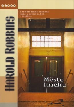 Město hříchu - Harold Robbins