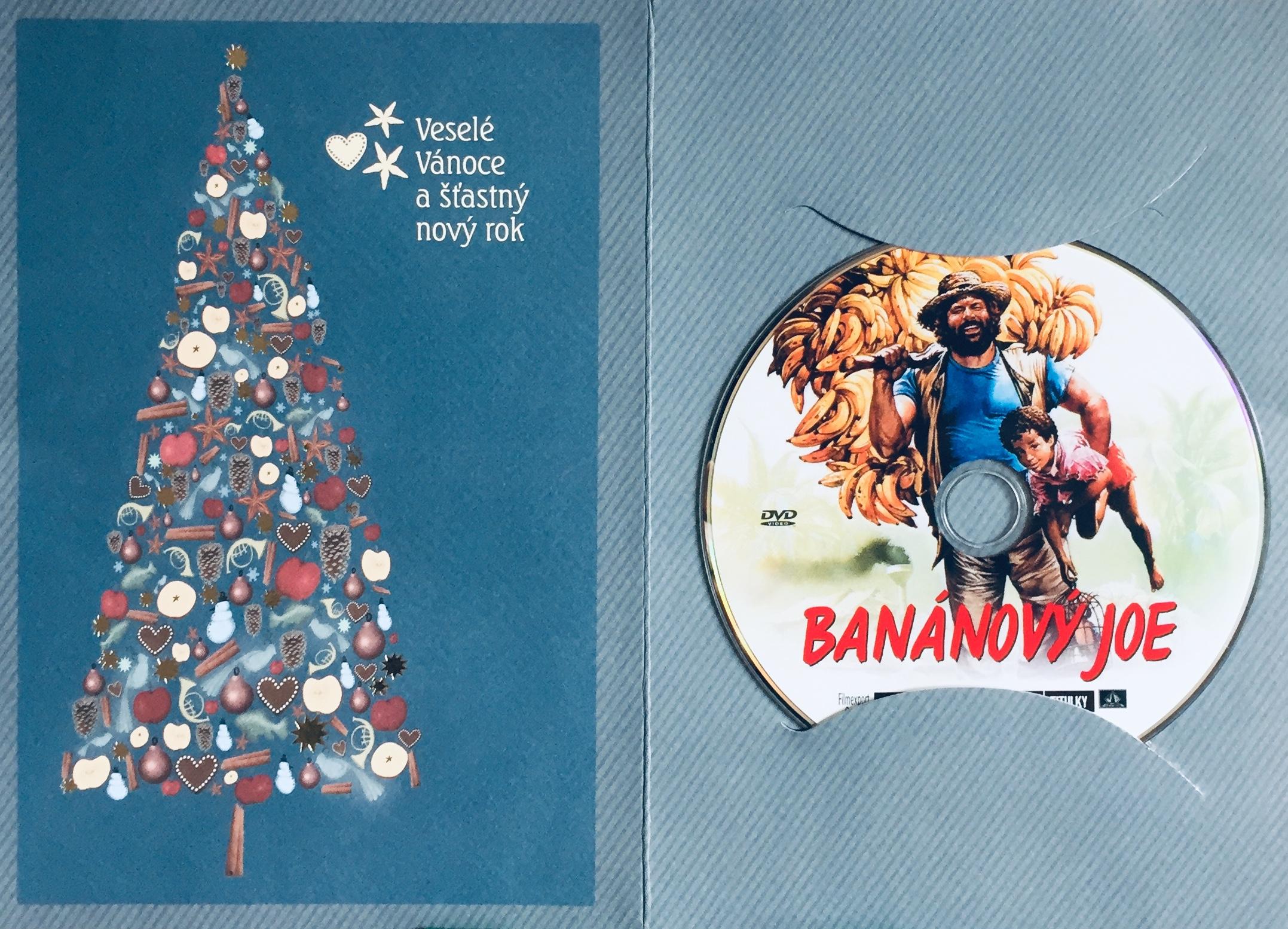 Banánový Joe - DVD /dárkový obal/