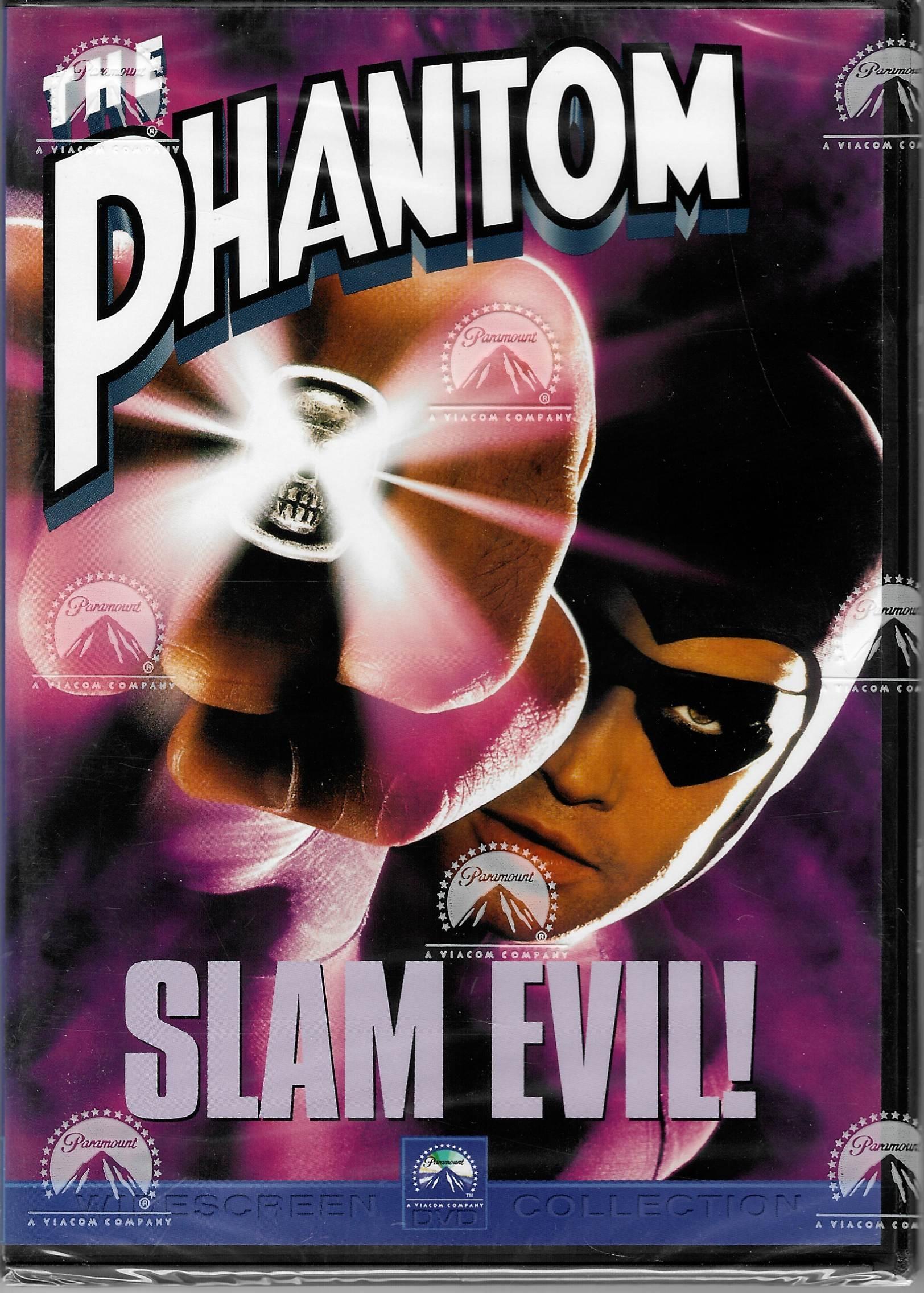 The Phantom ( Fantom) - DVD plast