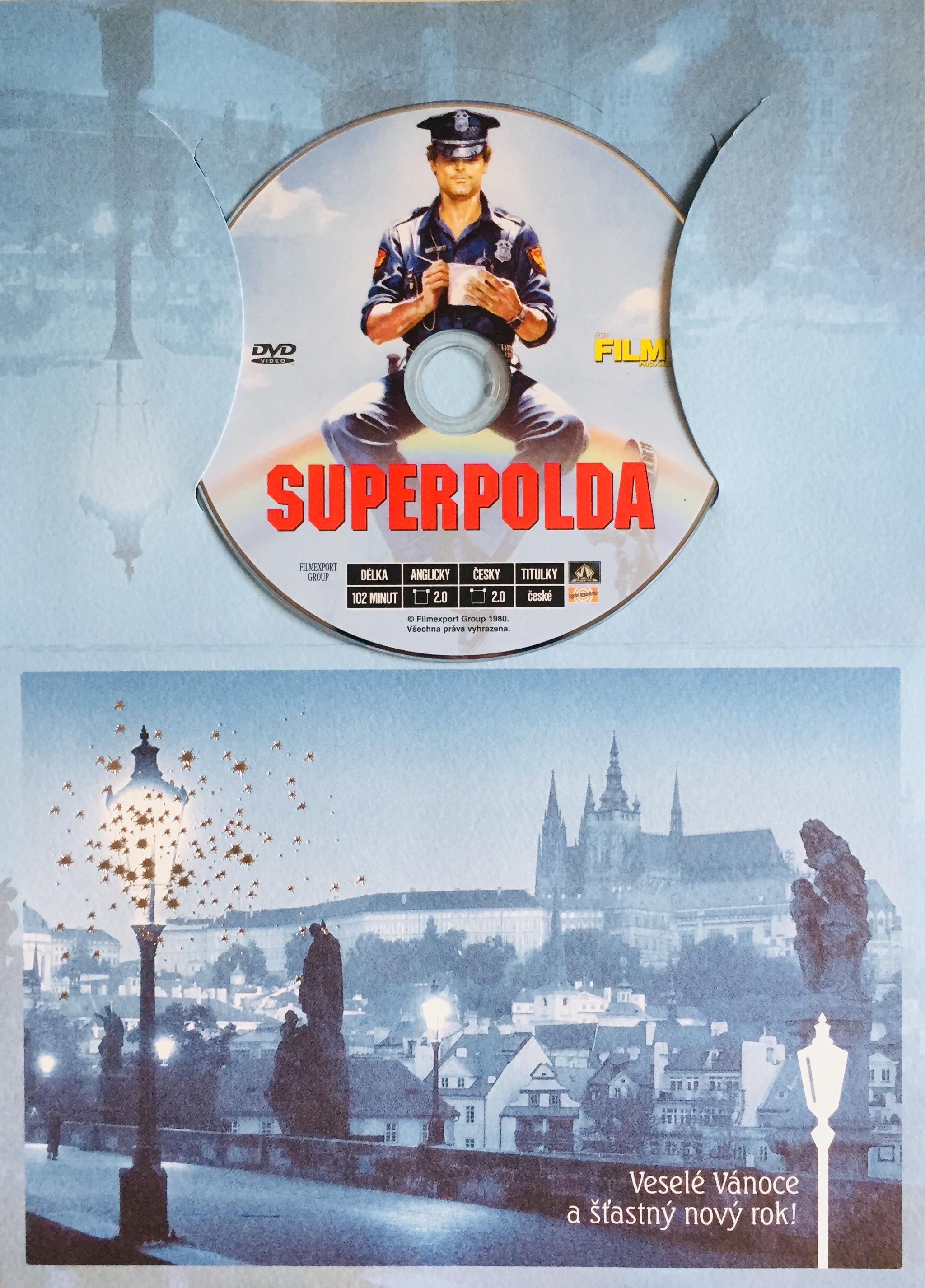 Superpolda - DVD /dárkový obal/