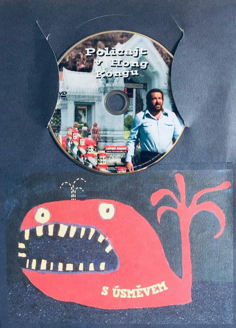 Policajt v Hong Kongu - DVD /dárkový obal/