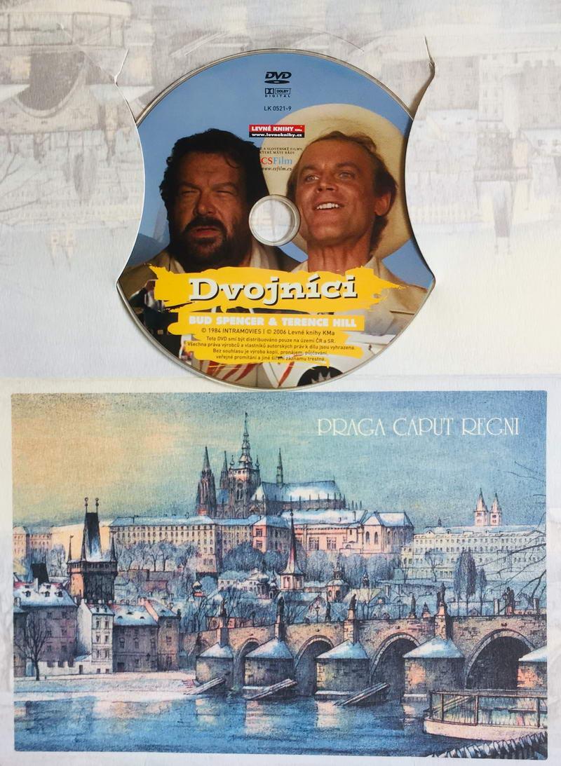 Dvojníci - DVD /dárkový obal/