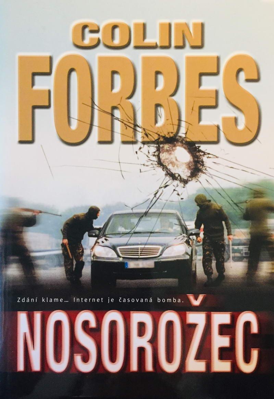 Nosorožec - Colin Forbes