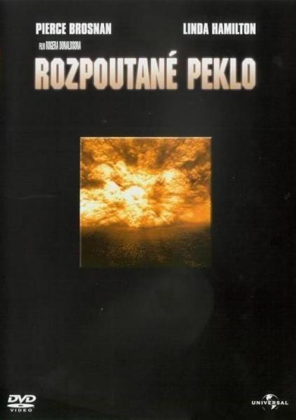 Rozpoutané peklo - v originálním znění s CZ titulky - DVD /plast/